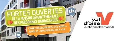 Venez découvrir votre MDPH, le jeudi 21 juin 2018, de 9 heures à 13 heures