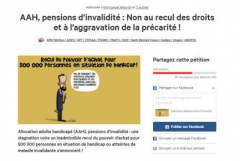 pétition,aah,pension,invalidité